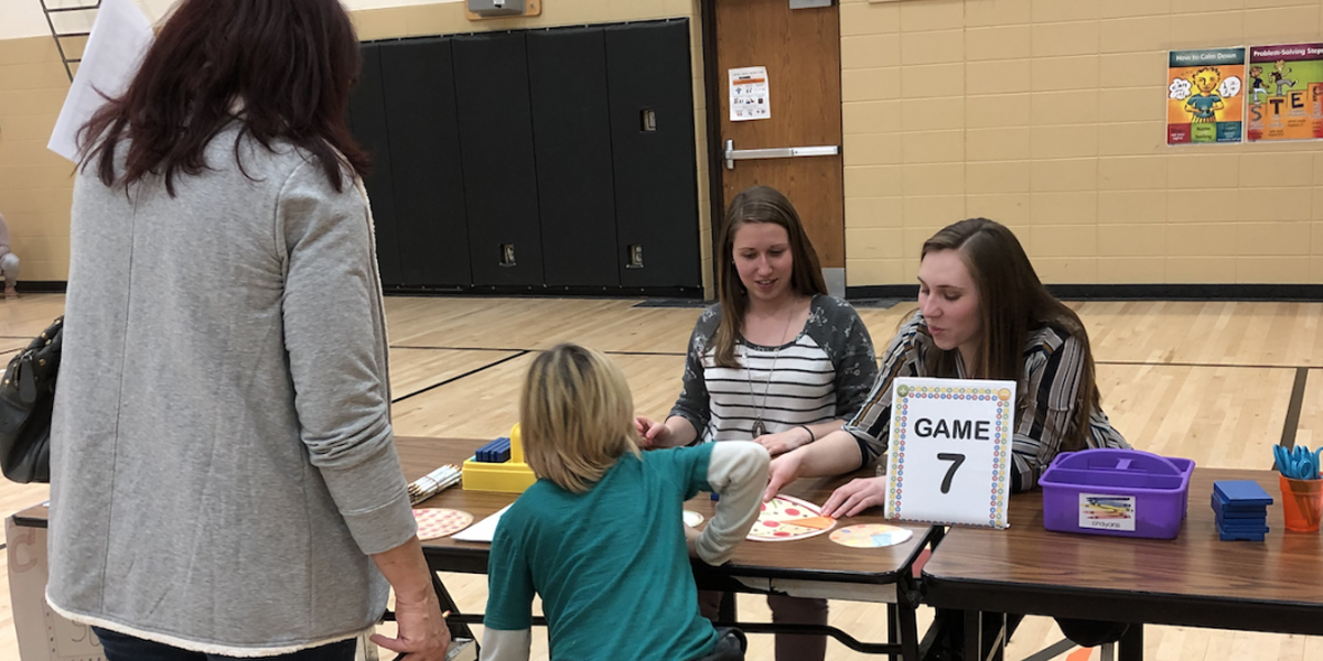 family math night activities