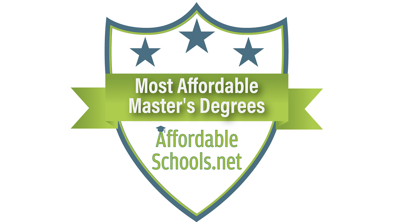 Most Affordable Master's Degrees