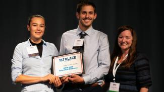 WiSys 2019 Innovation Showcase first place winners