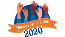Pioneers Day of Giving
