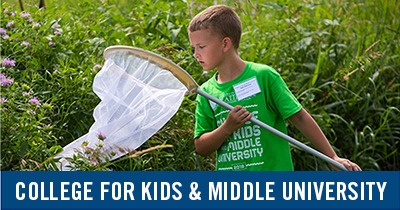 College for Kids and Middle University - Platteville