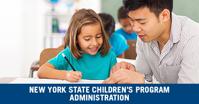 New York State Children's Program Administration Credential