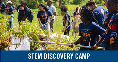 STEM Discovery Camp