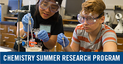 Chemistry Summer Research Program